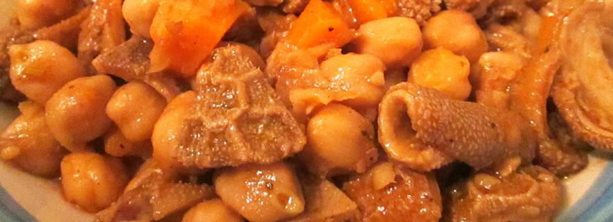 Recettes Viandes et Abats de la cuisine marocaine de A à Z
