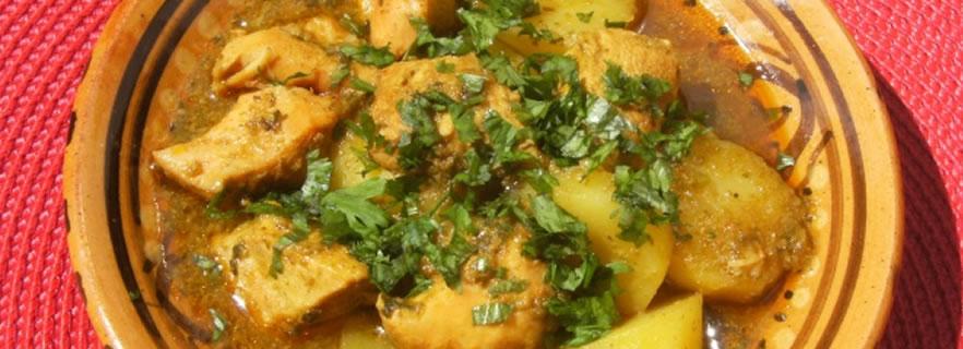 Tadjine el batata bes sanoudj cuisine alg rienne - Recette cuisine algerienne pdf ...